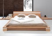 Medinė lova TOMA