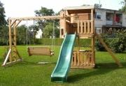 Vaikų žaidimo aikštelė Eglė