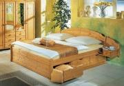 Miegamojo dvigule lova Sofija1