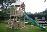 Vaikų žaidimo aikštelė Nojus