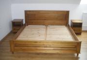 Medinė lova nr.7