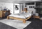Medinė lova JAMES LOW