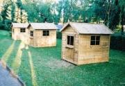 Vaikų žaidimo namelis Tomas