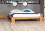Medinė lova FRAME PAU