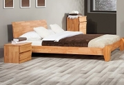 Medinė lova BONA LOW