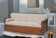 "Minkšta sofa ""Naxos"" su miegama funkcija"