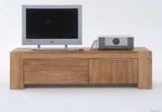 Ąžuolinis TV staliukas